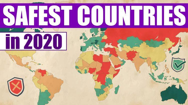 أكثر 10 دول أمانًا في العالم البلاد الامنه للزيارة و السياحة