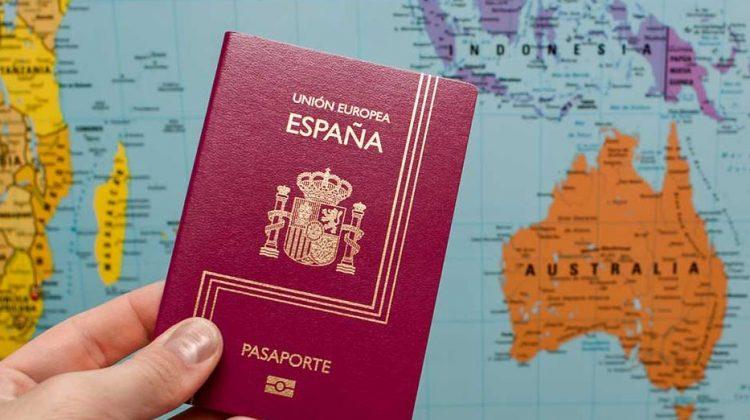 الجنسية الإسبانية التأشيرة الذهبية لإسبانيا