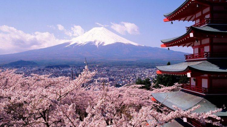 السياحة فى اليابان