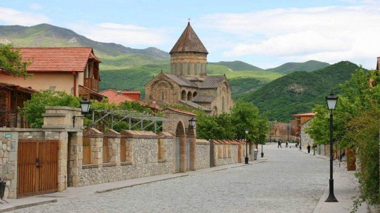 السياحة في متسخيتا بجورجيا