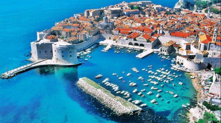 السياحة في مدينة دوبروفنيك كرواتيا