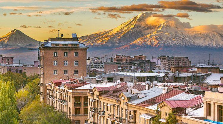 الهجرة إلى أرمينيا