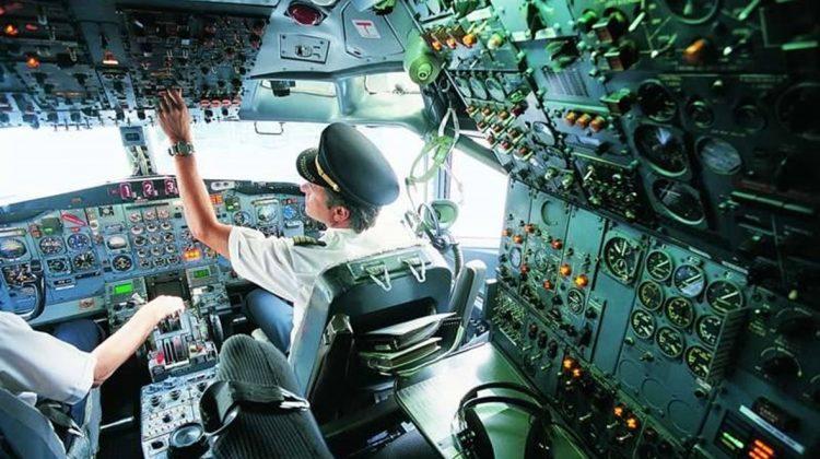 دراسة الطيران في ألمانيا