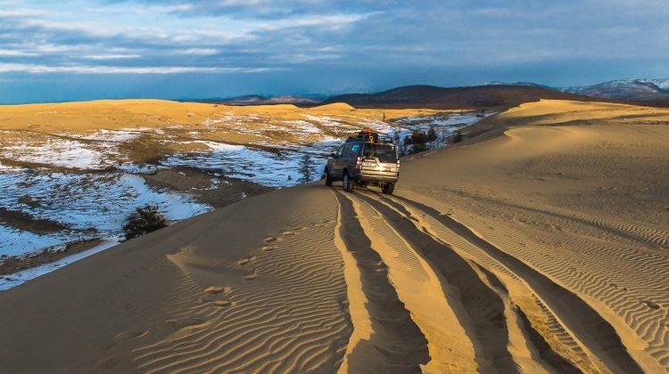 صحراء سيبيريا
